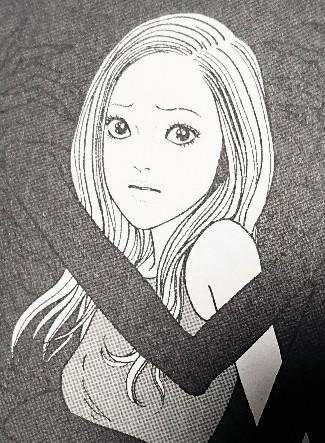 「ミミの怪談」ミミ