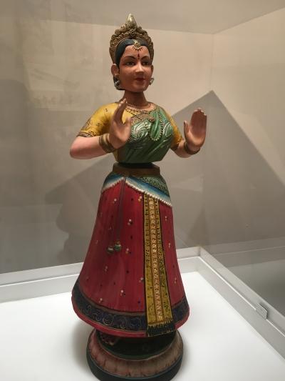 変コレクション「インドの人形」